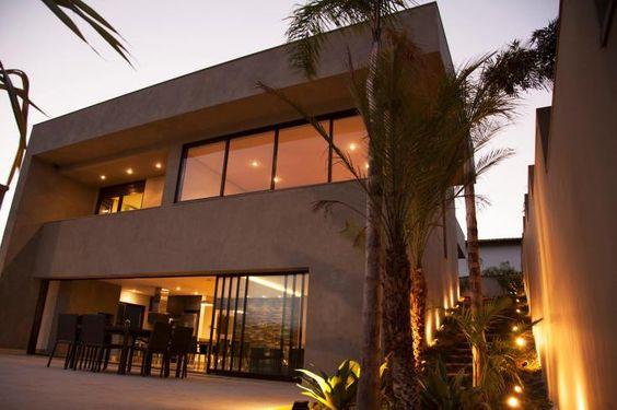 Fachada casa paradiso
