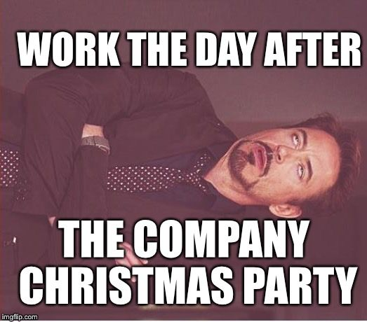 Day After Christmas Party Christmas Party Company Christmas Party After Christmas