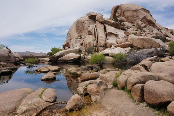 Joshua Tree Weekend Itinerary - Barker Dam