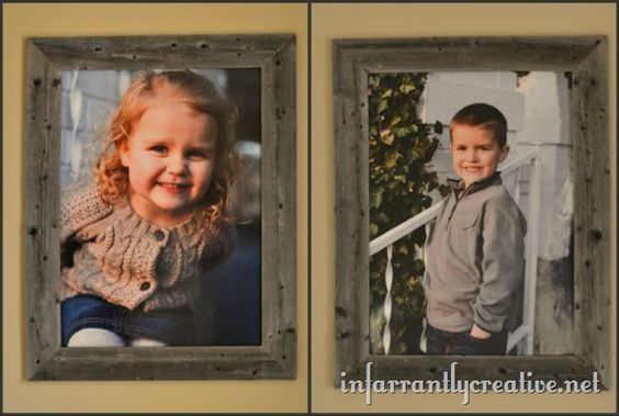 frames from pickets