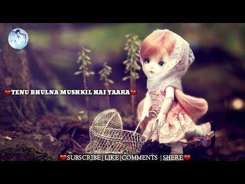 Love Story Motivational Inspirational Success Inspiration Quotes In Punjabi Mani Verma Youtube Cute Dolls Beautiful Barbie Dolls Dolls