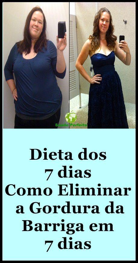Dieta 7 dias barriga