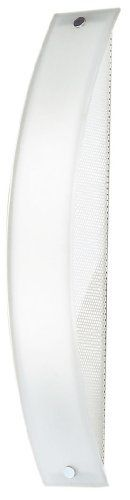 Eglo 80280A Bari 3 Light Opal Wall Light Fixture, Chrome/Frosted Opal by Eglo. Save 18 Off!. $68.00. From the Manufacturer                You will find a large range of Eglo designer lights, which are as individual as human beings. Colourful or simple, classically elegant or just different – but in any case – they're always contemporary and modern!  A Bari wall light can be used in many rooms to add style and light.                                    Product Description           ...