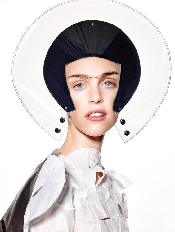 Hedvig Palm by Richard Burbridge for Vogue Italia April 2015 5