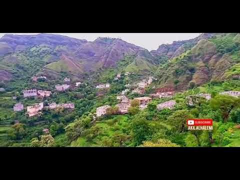 اليمن اجمل مناظر ساحرة للطبيعة مع اغنية مطر مطر والضبا بينه Youtube Nature Natural Landmarks Grand Canyon