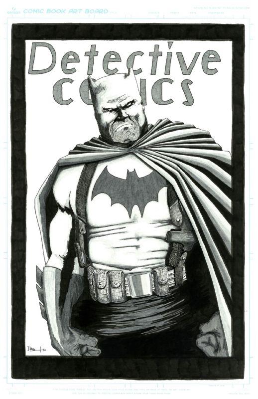 Batman by David K. Barrett