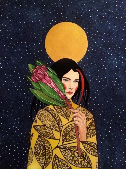 El empoderamiento y la vibrante individualidad de las mujeres por Hülya Ozdemir ⋆ L'Eclectique