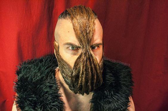 Bay Incredibeard, Tuhaf Yüz Saç Tasarımlarıyla Etkilemeye Devam Ediyor - My Modern Met