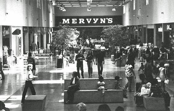 Mervyns Southern Cali