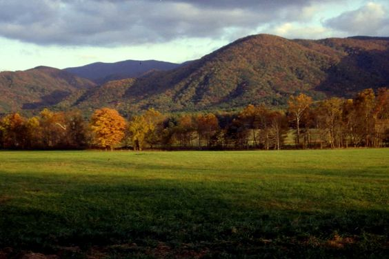 Cades Cove, Tenn.  This place is amazing!