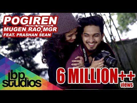 Pogiren Mugen Rao Mgr Feat Prashan Sean Official Music Video 4k Youtube Music Videos Mp3 Song Songs
