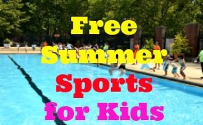 Free Summer Outdoor Sports Programs for NYC Kids: No-Cost Swimming Lessons, Golfing, Tennis, Kayaking