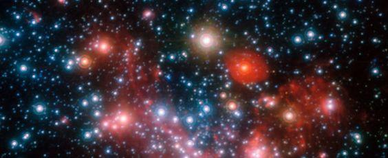 Unprecedented 16-Year Long Study Tracks Stars Orbiting Milky Way Black Hole | ESO