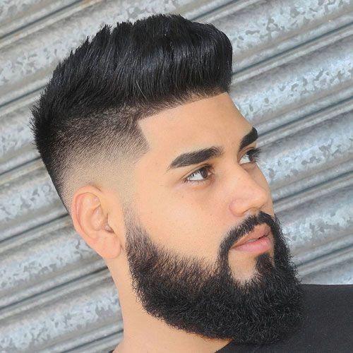 21 Best Mid Fade Haircuts 2020 Guide Fryzury Broda Fryzura