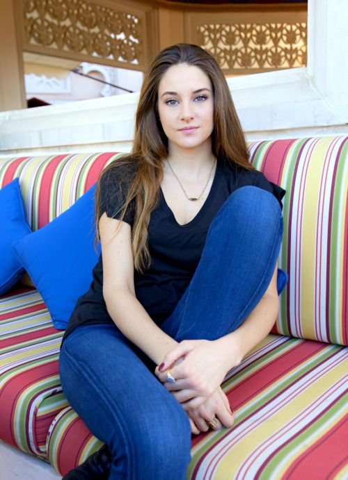 Shailene Woodley Entra y deleitate - Imágenes - Taringa!
