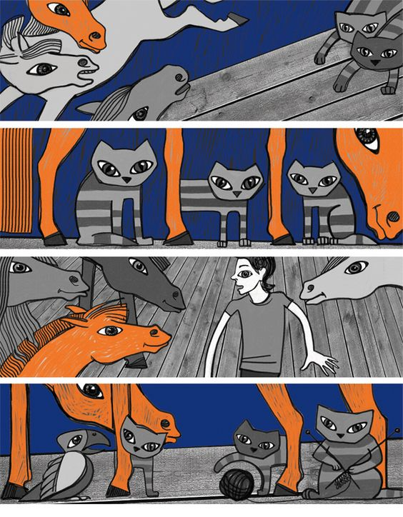 Illustrations >>> WWW.SPACE.CAT ©