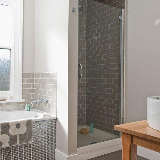 Mid Century Bathroom Tile: Mid-century Style Edwardian Terrace