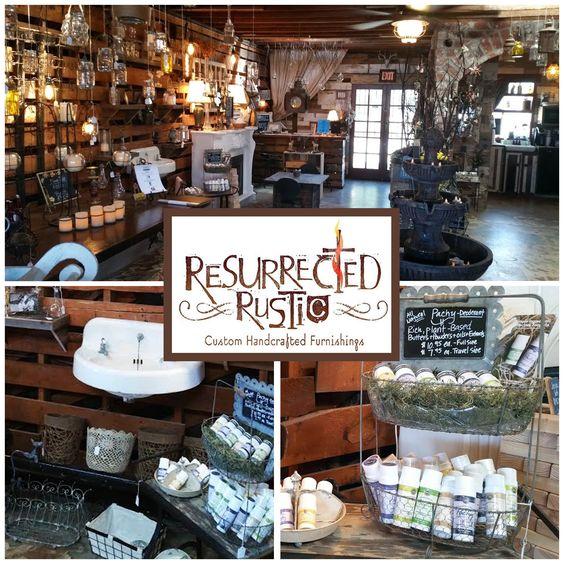 Resurrected Rustic - Rustic MAKA Retailer