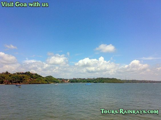 Tourist Attraction India: Beautiful Dona Paula Beach, Goa | best tourist places