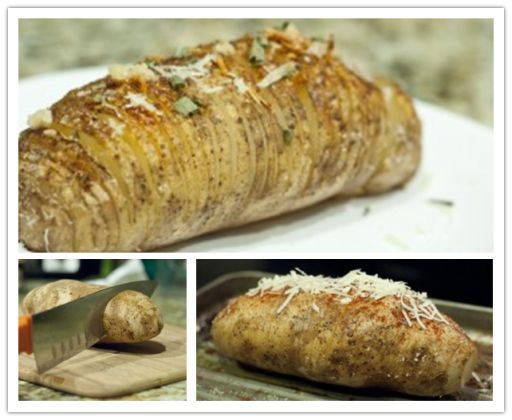 How To Make A Baked Potato | DIY Tag