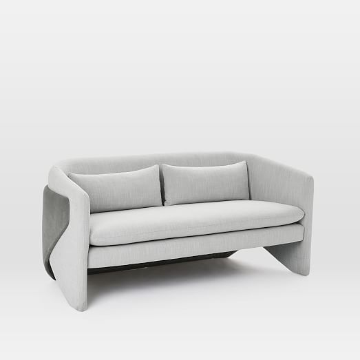 Thea Settee 65 Contemporary Sofa Sofa Furniture Upholstered Furniture