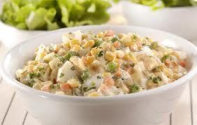 salada de maionese simples - Pesquisa do Google