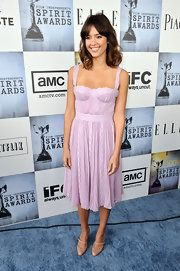 Jessica Alba Knee Length Skirt