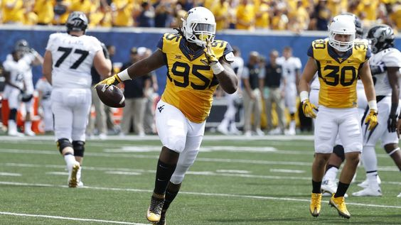 After losing 9 starters on defense, the West Virginia Mountaineers picked up…