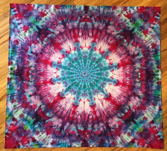 """Tapestry, 58"""" x 58"""" Cotton"""