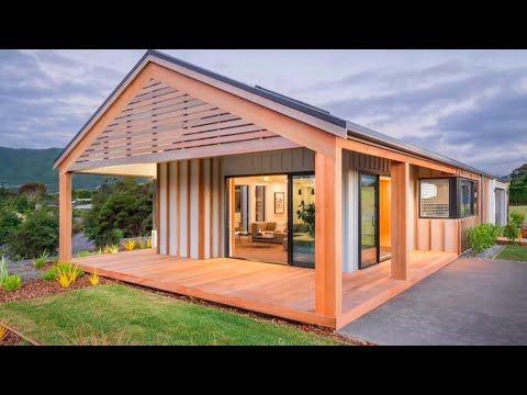 Amazing Custom Designed Home Showcases Quality Workmanship Le Tuan Home Design Youtube House Design House Exterior Architecture