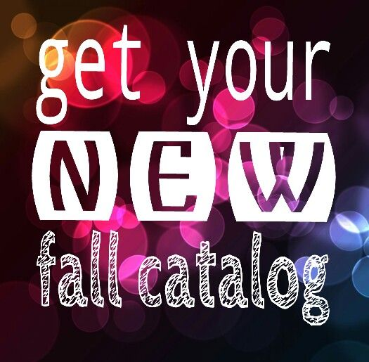 Get your new fall catalog! Jamberry