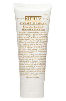 Kiehls+Since+1851+Kiehls+Pineapple+Papaya+Facial+Scrub #CoffeeBodyScrub