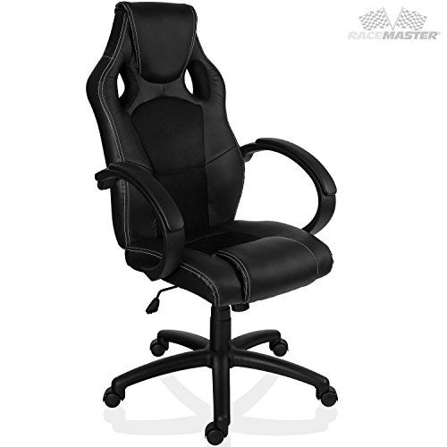 Racemaster Racing Burostuhl Gs Series Gamin With Images Office Chair Chair Swivel Chair