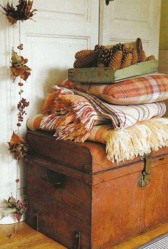 Decorare casa in autunno (Foto) | Designmag