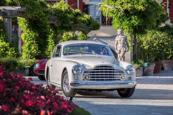1950 Ferrari 195 Inter Berlinetta Ghia