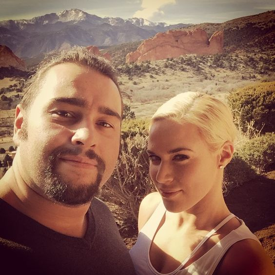 lana and rusev dating in real life