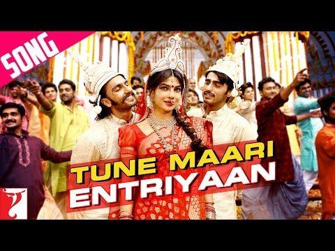 Tune Maari Entriyaan Song Gunday Ranveer Singh Arjun Kapoor Priyanka Chopra Vishal Dadlani Youtube Songs Ranveer Singh Arjun Kapoor