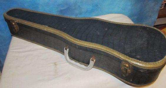 Vintage Violin Project Stradivarius Copy Unknown Origin w Case J1179 | eBay