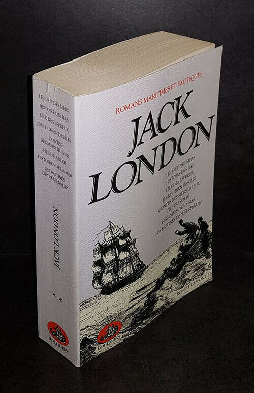 Jack London Oeuvres Completes Tome 2 Jack London Tome London