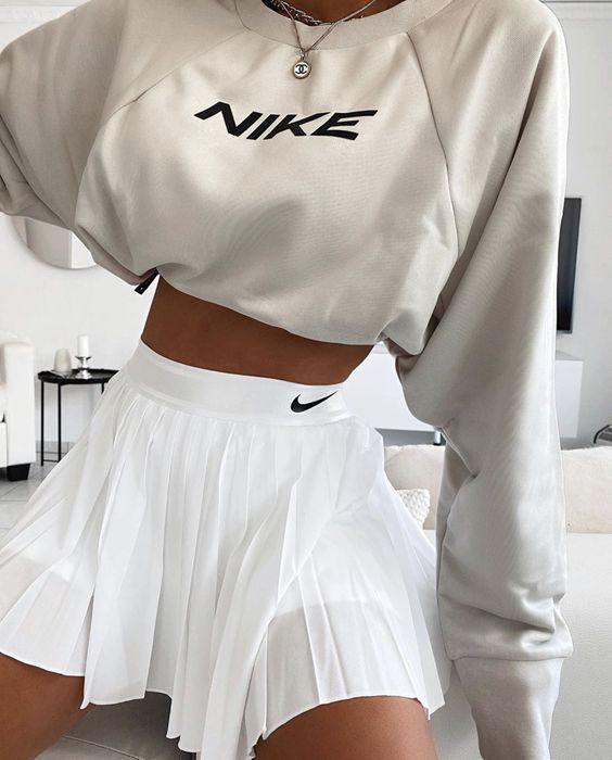 Jocelynkchan In 2020 Tennis Skirt Outfit Cute Casual Outfits Fashion Inspo Outfits