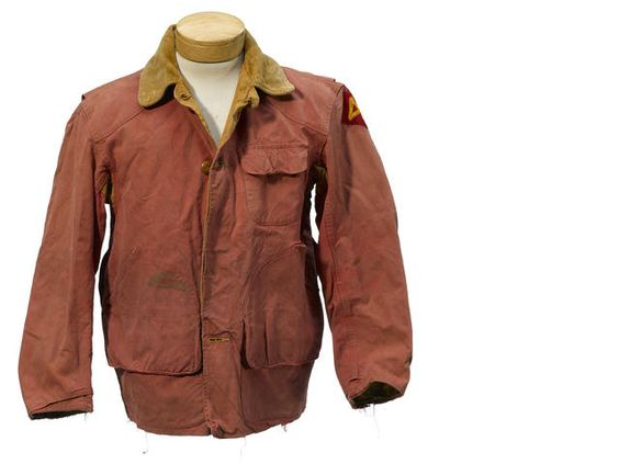 A River Phoenix screen worn jacket from My Own Private Idaho