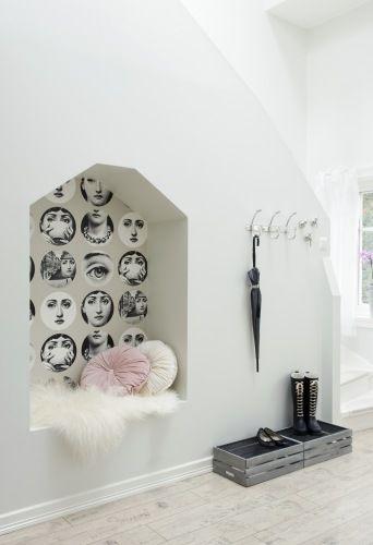 VINTAGE & CHIC: decoración vintage para tu casa · vintage home decor: entradas [] hallways