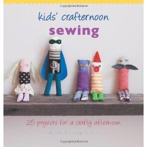 sewing book for kids