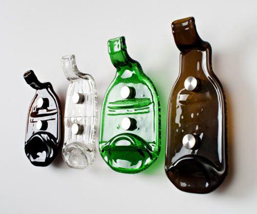 Bottle Coatrack