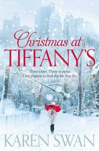 Christmas At Tiffany's by Karen Swan: A Review | is a good chic lit book to read