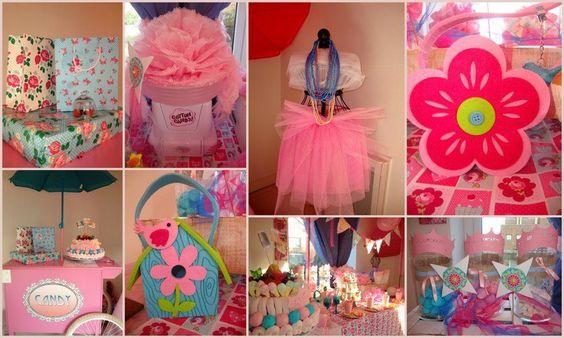 Cumplea os fiestas infantiles la primavera de las - Ideas fiesta cumpleanos infantil ...