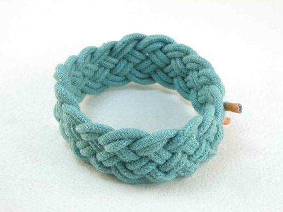 Turks Head Bracelet - Color Idea
