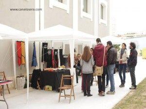 Ambientacion del Primer Festival San Valentin Sangriento organizado por la Compañía Igüoc Show en Alicante