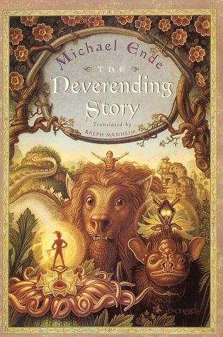 """Book. """"The Neverending Story"""""""