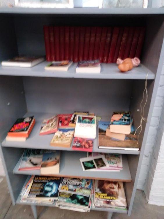 Boîte à livres Herstal